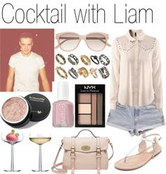 """""""Cocktail with Liam"""" by praradise ❤ liked on Polyvore"""