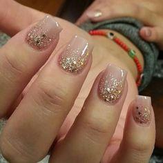 Simple sparkly design