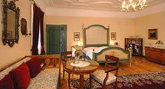 Hotel Schloss Eggersberg - Zimmer