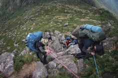 Trekking, Founding Fathers, Hiking