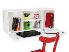 Querido Refúgio, Blog de decoração e organização com loja virtual: Ganhar espaço com mesas dobráveis ou extensíveis