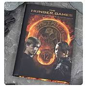 Hunger Games Movie Katniss and Peeta District 12 Journal - http://lopso.com/interests/hunger-games/hunger-games-movie-katniss-and-peeta-district-12-journal/