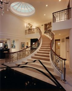 grand inviting would be a joy to climb everyday staircase details