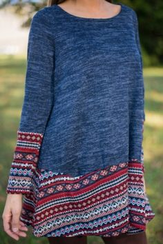 make in different colors from two sweaters. (pockets!)