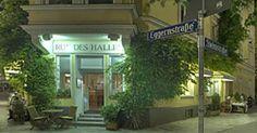 Rue des Halles. An excellent French restaurant in Haidhausen.