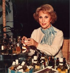 Estee Lauder - her autobiography was fascinating