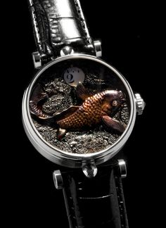 Exotic watch