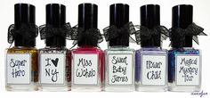:: whimsical nailpolish by pam ::