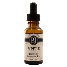 Apple Premium Grade Fragrance Oil - Perfume Oil - 30ml/1oz by P Trading. $5.95. Uses include: all soap bases; candle waxes (works exceptionally well with soy wax); Perfume; unscented incense sticks or cones; baths; bodycare and haircare formulations; aroma diffusers; homemade cleaning products; or existing unscented products.. PandJ Premium Fragrance oils are highly concentrated, enhanced formulations designed for sustained aroma and scent throw. The concentration...