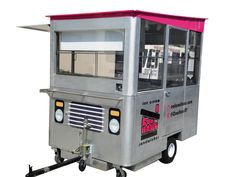 Used Hot Dog Vending Carts | The Cool Haus