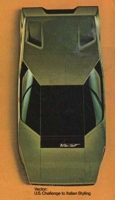Vector W2 Twin Turbo (1972)