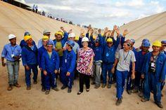 Conversa de Feira: Dilma inaugura uma das obras mais importantes de t...