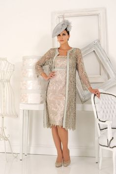 Celebrating Mothers Day with 10 x Gorgeous Mother of the Bride Outfits; Style DC 072 from Dress Code by Veromia