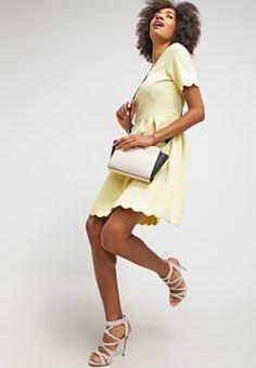 mint&berry - Jerseykjole - light yellow