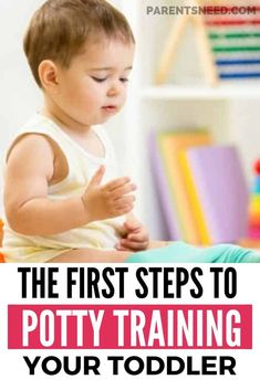 When is the best time to start potty training for your baby? What about nighttime potty training? You'll want to read our best toilet training tips and tricks for your baby and toddler. Potty Training Boys, Toilet Training, Training Tips, Kids And Parenting, Parenting Hacks, Parenting Courses, Parenting Plan, Natural Parenting, Parenting Styles
