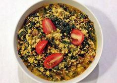 Vegetable Egusi Soup