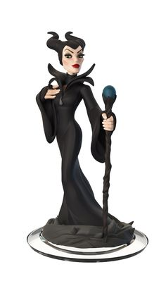 Bring on the wicked. Maleficent is coming to Disney Infinity 2.0 this Fall.