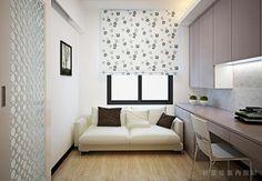 好室佳室內設計-作品(115)時尚典雅家居空間