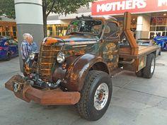 SEMA 2015: Classic Restoration Pickups Photo Gallery ...