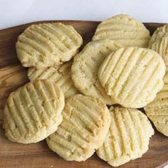 Easiest Almond Flour cookies - 3 different ways.  Our favorite is the one with strawberry jam sandwiched in between.