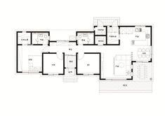 Condominium, Floor Plans, House Design, Architecture, Interior, Home, Houses, Arquitetura, Indoor