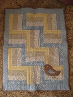 Diary of a Flutter.Kat: A bunch of baby quilts...