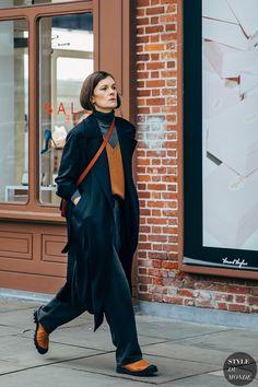 New York FW 2019 Street Style: Jo Ellison