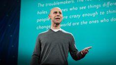 亞當.格蘭特: 原創者異乎尋常的習慣 | TED Talk | TED.com