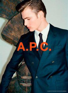 A.P.C. Fall/Winter 2013 Campaign