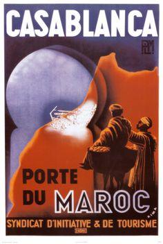 Casablanca Posters at AllPosters.com