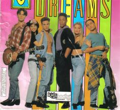 """Used to love this TV Show (""""California Dreams"""") as a child growing up in Canada! Never would have guessed then that one day I would be living in California! Gotta love the cast's 90's grunge look, right? Lol!"""