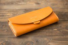手縫いの革財布 | 革小物のDURAM FACTORY