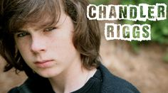 chandler riggs | Chandler Riggs will be attending the convention on Saturday! Mr. Riggs ...