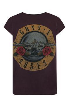 Primark - Guns n Roses T- Shirt