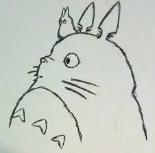 totoro dessin