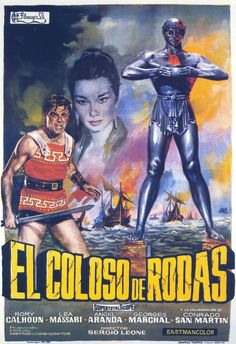 The Colossus of Rhodes (1961)