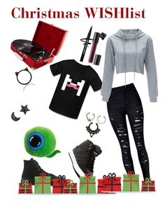""""""":D X Mas wishlist"""" by septiplier-supporter ❤ liked on Polyvore featuring art"""