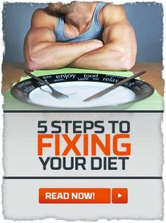 5 STEPS TO FIXING YOUR DIET  5 simple tricks that are guaranteed to break the plateau of the dreaded 'diet'!