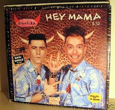 RIGHEIRA - Hey Mama (Italien Version) GER 1984* 12 MAXI