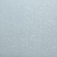 Florence Linen Damask - Mist - Damasks - Fabric - Products - Ralph Lauren Home - RalphLaurenHome.com