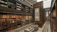 Las 6 mejores bibliotecas especializadas en la CDMX