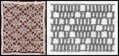 needle lace stitch diagrams - Google Search