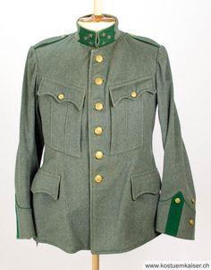 Uniformen / Schweizer Truppen | Kostüm Kaiser Bildergalerie