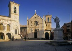 Norcia  #italiantalks