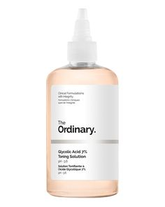 Shop Glycolic Acid 7% Toning Solution by The Ordinary at Cult Beauty. Plus enjoy FAST SHIPPING & LUXURY SAMPLES