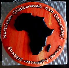 62 Best africa cake images | Cake art, Traditional weddings