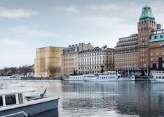 David Chipperfield scales back plans for Nobel Center David Chipperfield Architects, Nobel Prize, World Peace, Stockholm Sweden, Art And Architecture, Scale, Louvre, How To Plan, History