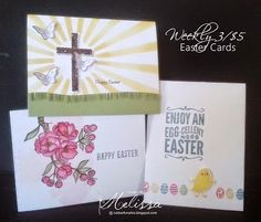 RubberFUNatics: Weekly 3/$5 - Easter Cards