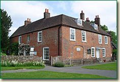 Jane Austen's House Museum - Chawton, Hampshire