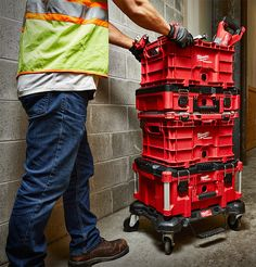 Toolbox, Milwaukee, Crates, Top, Style, Tool Box, Swag, Crop Shirt, Outfits